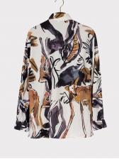 Business Turn-Down Collar Long Sleeve Shirts