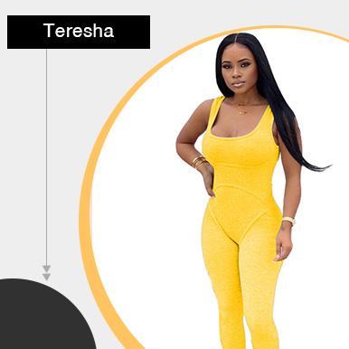 Teresha