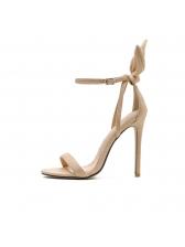 Sexy Rabbit Ear Design High Heel Sandal