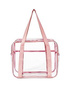 Transparent PVC Large Capacity Waterproof Storage Bag