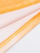 Summer Tie Dye Sleeveless Crop Top And Maxi Skirt Set