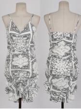 Summer Camisole Ruched Ladies Dress