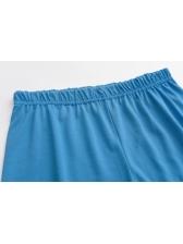 Summer V Neck Solid Shorts Co Ord
