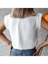 Face Printed Sleeveless t Shirt Design