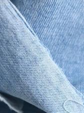 Tie Wrap High Waist Short Jeans For Women