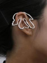 Irregular Geometric Easy-matching Earrings For Ladies