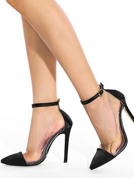 Stylish Pointed Toe Ladies Stilettos