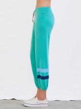 Casual Loungewear Long Sleeve Two Piece Sets Women
