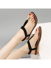Summer Flip Flop Female Flat Sandals