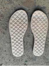 Clear Upper Solid Beach Cute Slippers