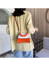 Stitching Color New Shoulder Bags For Women