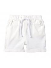 Leaves Print Short Sleeve Boys Shirt With Shorts
