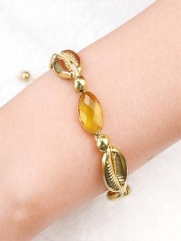 Bohemian Alloy Material Shell Women Bracelet
