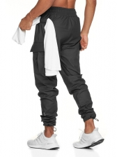 Casual Quick Drying Cargo Pants For Men