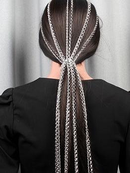 Popular Tassel Multi-Chain Hair Accessory For Women
