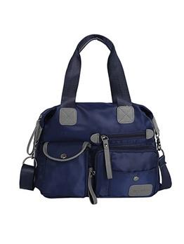 Practical Outer Pockets Large Travel Shoulder Bags