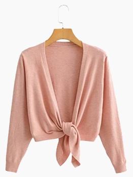 Lazy Wind Japanese Long Sleeve Cardigan Sweater