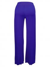Casual Split Wide Leg Pants For Women