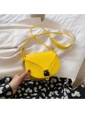 Casual Delicate Brilliancy Shoulder Bag With Handle