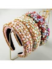 Baroque Rhinestone Luxury Hair Hoop