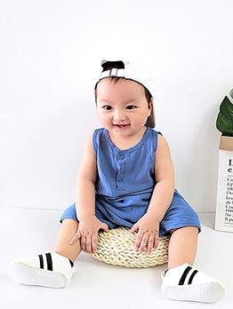 Dinosaur Print Unisex Baby Cute Rompers