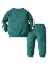 Winter Long Sleeve Fleece Active Wear For Kids