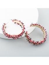 Hot Sale Letter C Shape Earrings For Women