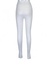 Skinny High Waist Casual Women Long Pants
