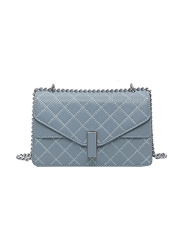 Korean Style Plaid Women Shoulder Bag
