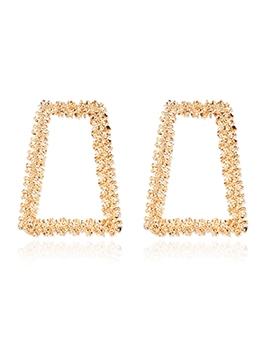 Vintage Geometric Easy Matching Women Earrings