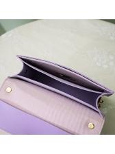 Easy Matching Stone Grain Chain Crossbody Bags
