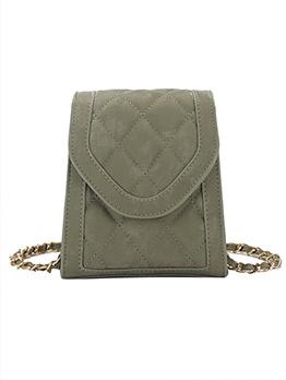 Easy Matching Rhombus Mini Shoulder Bag