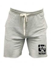 Sports Printing Drawstring Short Pants For Men