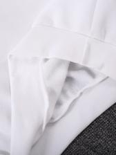 All-Match Pumpkin Pattern Long Sleeve Unisex Hoodie
