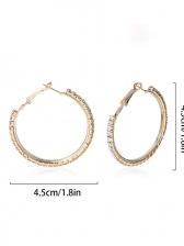 Punk Style Hip Hop Women Earrings