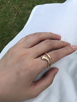 Crazy Snake Shape Ring For Women