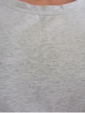 Letter Long Sleeve Crew Neck Sweatshirt Two Piece Set