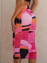 Printed Sexy Skinny Women Skirts
