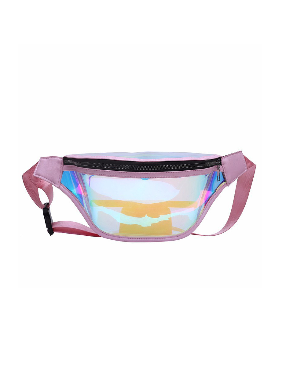 Sporty Personality Simple Shoulder Bag Fanny Pack