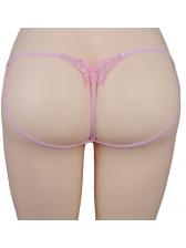 Sequined Butterfly Sexy T-Back Women Underwear