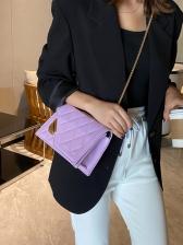 Fashion Crossbody Small Square Bags Street Women