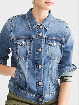 Hot Sale Fashion Denim Jackets For Women