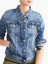 Fashion Denim Jackets For Women