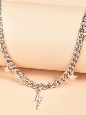New Trend Star Club Necklace