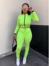 Fashion Casual Two Piece Pants Sets Women