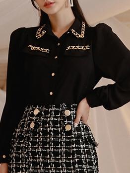 Fashion Work Professional Skirt Set For Women