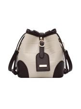 Versatile Bucket Shoulder Bag For Ladies