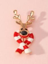 Cartoon Funny Brooch Christmas Accessories