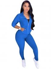 High Stretchable Solid Ladies Gym Wear