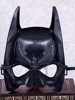 Halloween Batman Party Mask Three Pieces Set